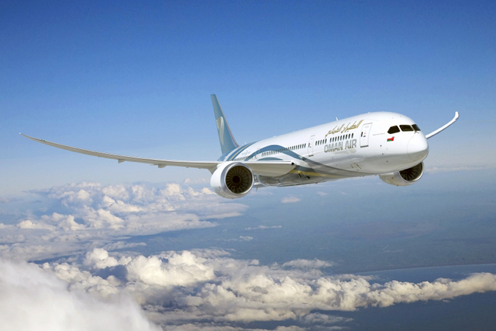 'On-Time Performance'    Oman Air Sets Exceptional Standards