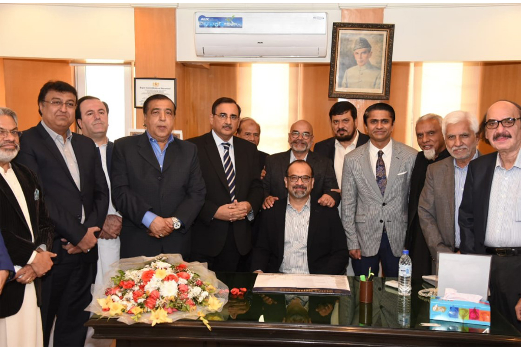 Chairman PHA | Zubair Baweja Also Elected Vice President FPCC&I
