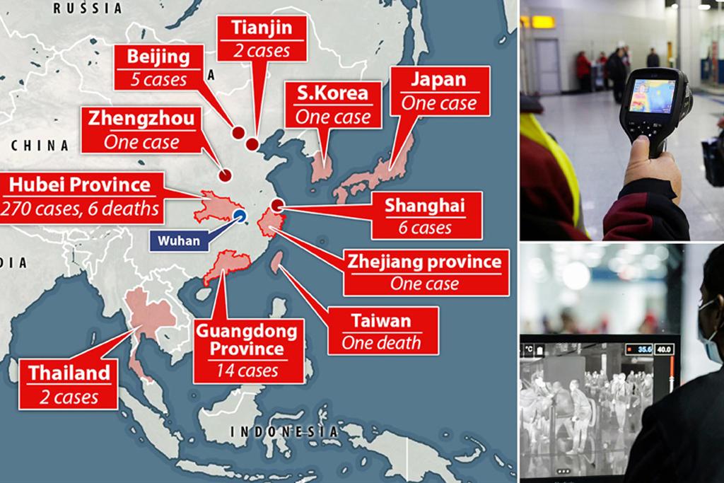 Coronavirus Outbreak |  Pakistan Starts Screening All China Inbound