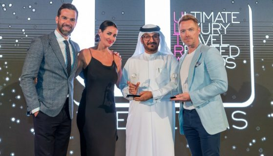 Emirates Takes Home | Two ULTRAS Awards