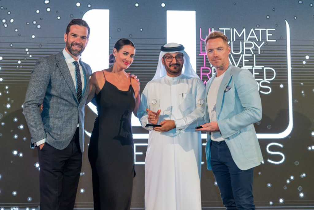 Emirates Takes Home   Two ULTRAS Awards