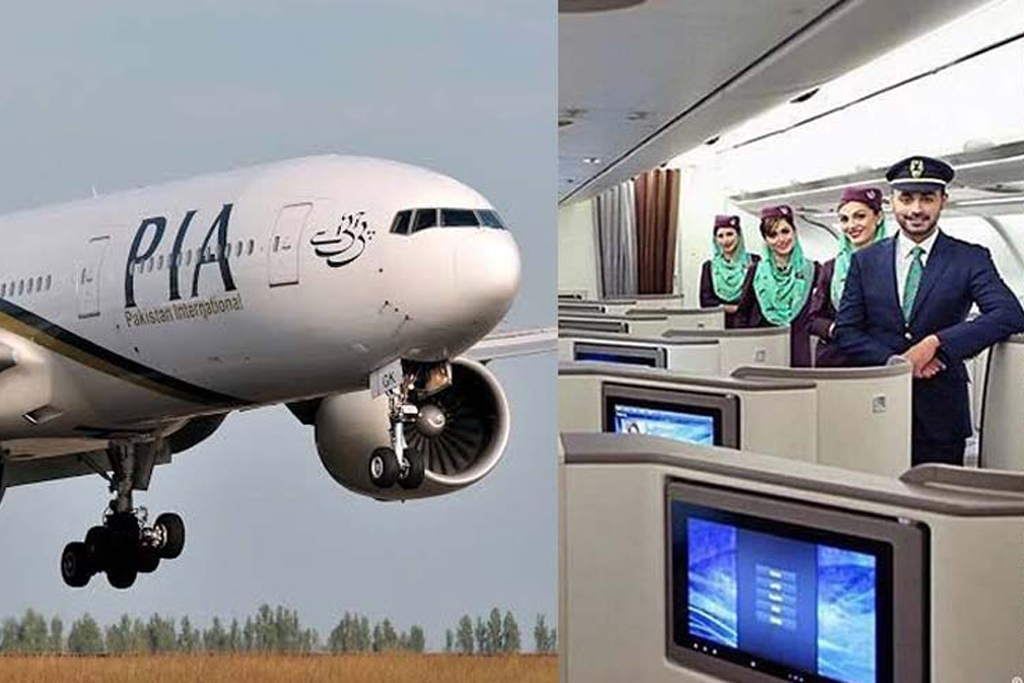 PIA to Install | New IFE System for Boeing 777 Planes