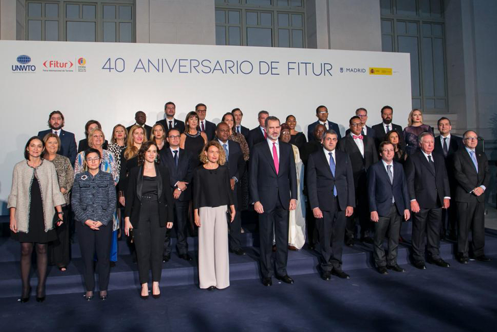 UNWTO'S Tourism Ambitions   King Of Spain Signals His Strong Support