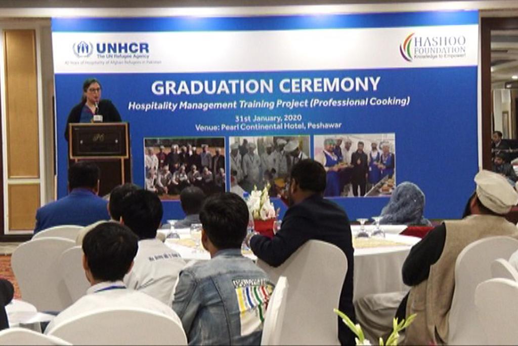 'Livelihood Programme' |  Hashooo Foundation Organises Hospitality Management Training Program