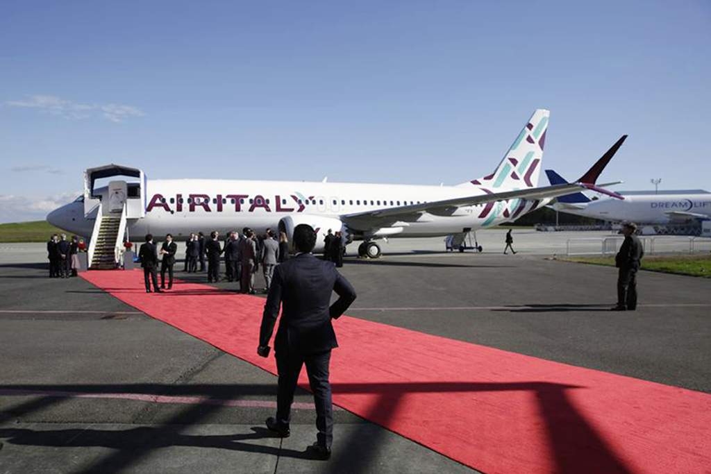 Air Italy Collapses |   Liquidating & Suspended Operations Immediately