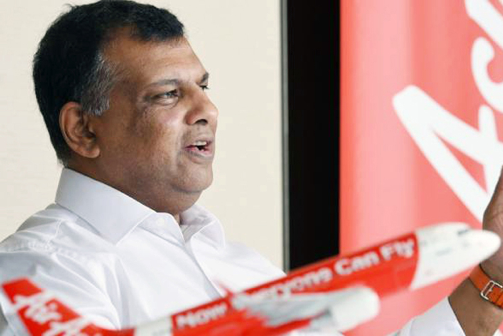 AirAsia Chief | Tony Fernandes Steps Aside