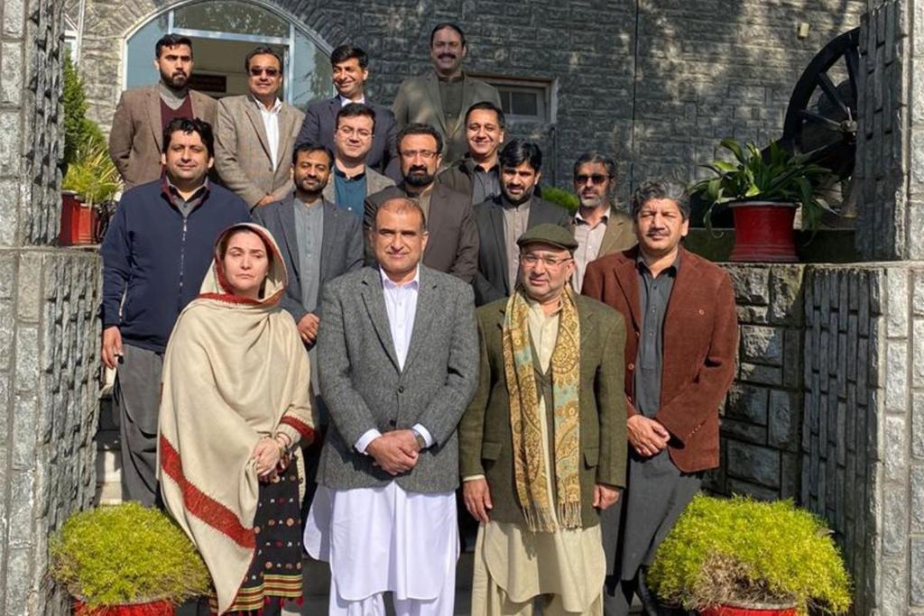 Facilitation For Tourists   KP Govt Takes Concrete Steps in Hazara Division