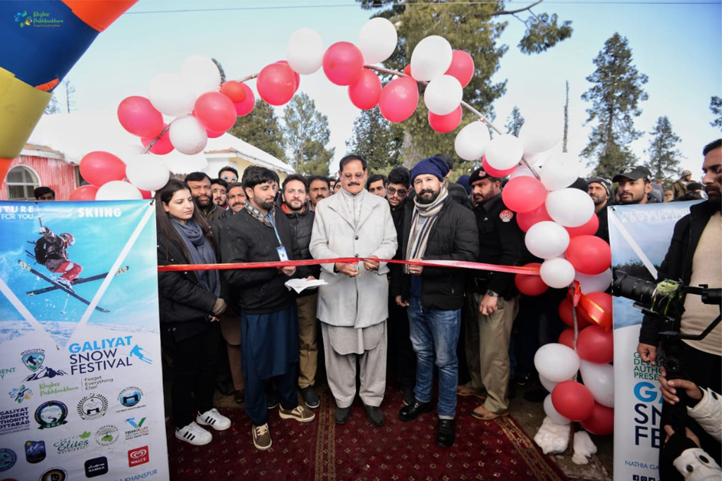 Fun, Festivities and Thrill |  Three-Day Galiyat Snow Festival Concludes
