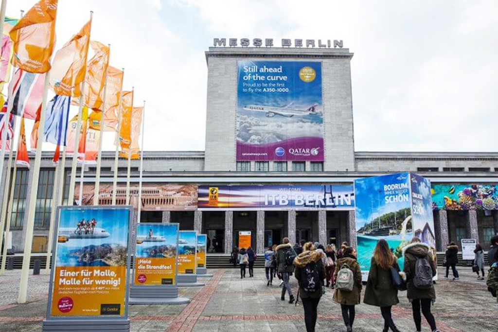 ITB Berlin 2020 | Display Halls Are Fully Booked