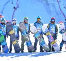 Int'l Snowboarding Championship | Tourists, Snow Games Lovers Throng Malam Jabba