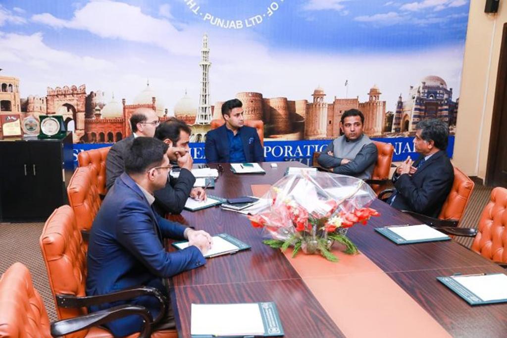 Together Towards Tourism |  Zufi Bukhari Visits TDCP Head Office