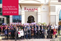 Opening Soon | Say Hello To Team Ramada Lahore