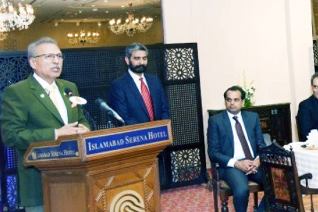 President Invites   ABC to Invest In Pakistan's Huge Hotel, Tourism Industries