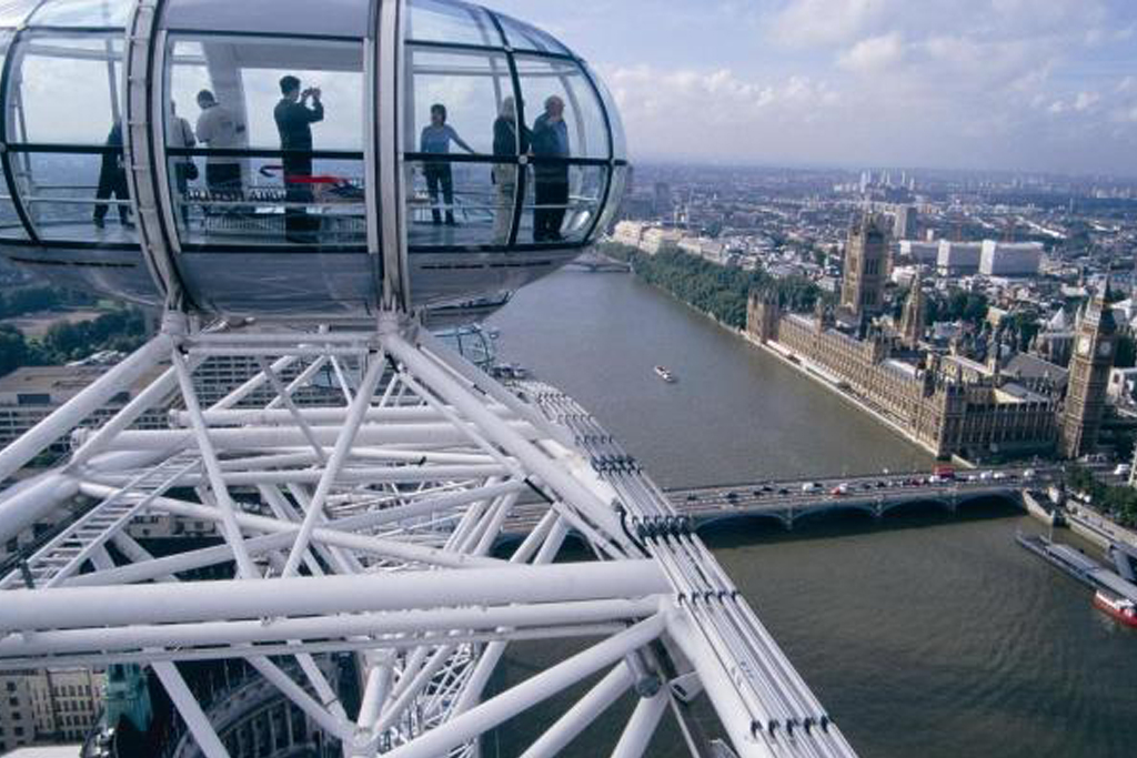 Proposal Spot In Europe |  Ryanair Reveals The London Eye As The No1