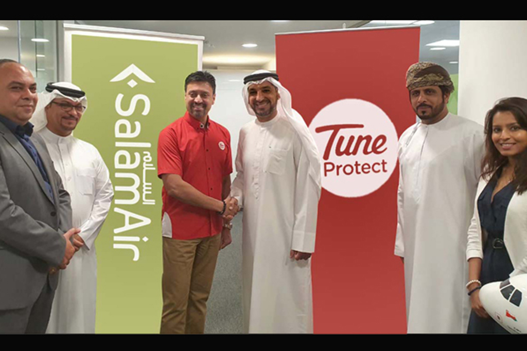 Travel Protection Benefits |  SalamAir Ties Up With 'Tune Protect'