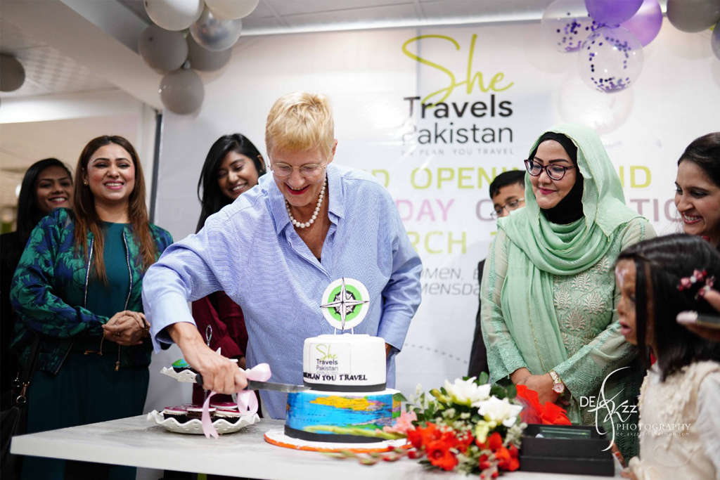 'She Travels Pakistan' | The First Female Travel Agency inaugurated
