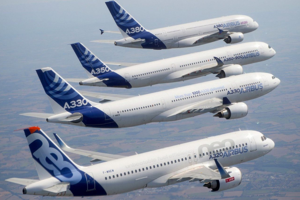 Back On Work   Airbus ResumesProduction In Spain & France