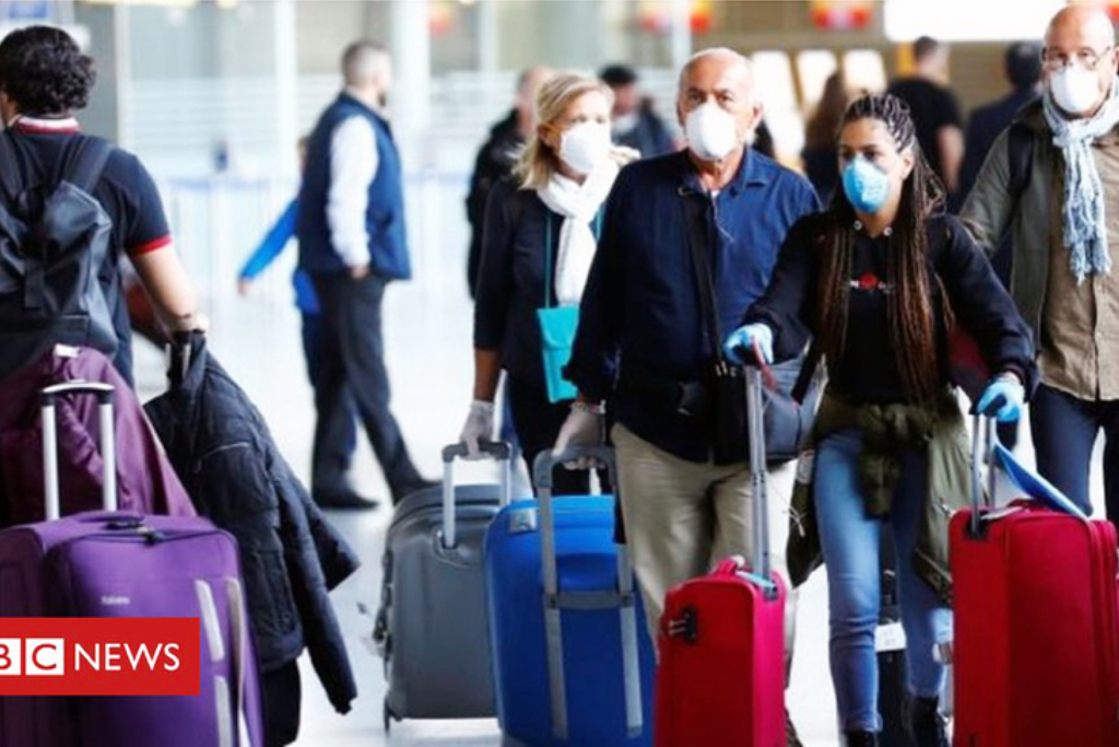Devastating For Airlines     Millions Of Seats Cancelled Following EU Ban