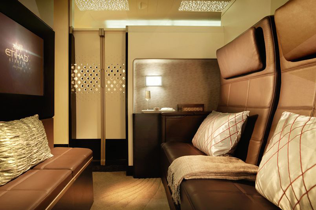 Forget First Class | Etihad's A380 Has A Lavish Apartment With A Butler