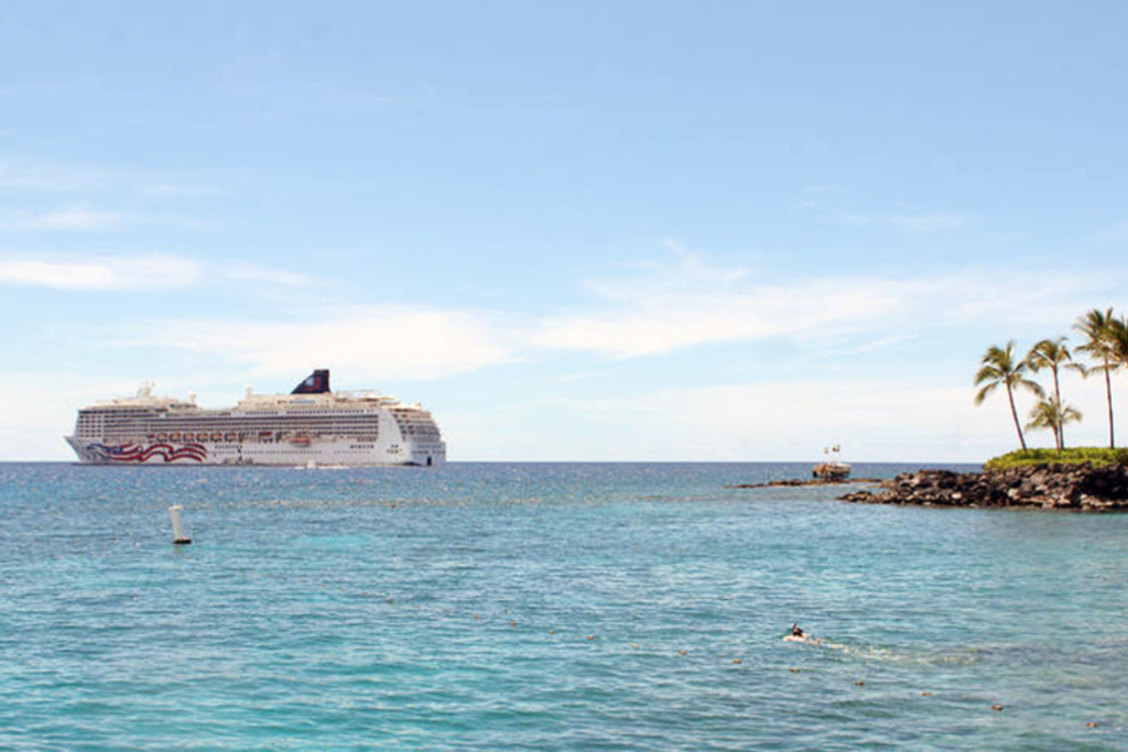 Norwegian Cruise Suspends   All Voyages Till April 11