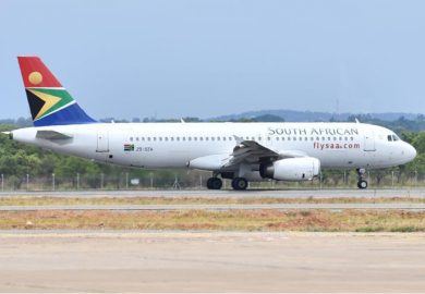 South African Airways Suspends | Domestic Operations Also