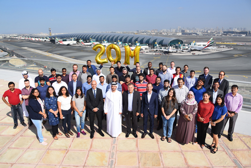 World's Highest Rated   Emirates App Hits 20m Downloads