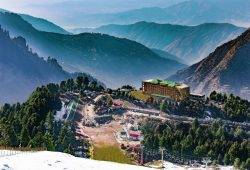 The Most Scenic & Picturesque | Pearl-Continental Hotel, Mountain & Ski Resort Malam Jabba Is Now Open