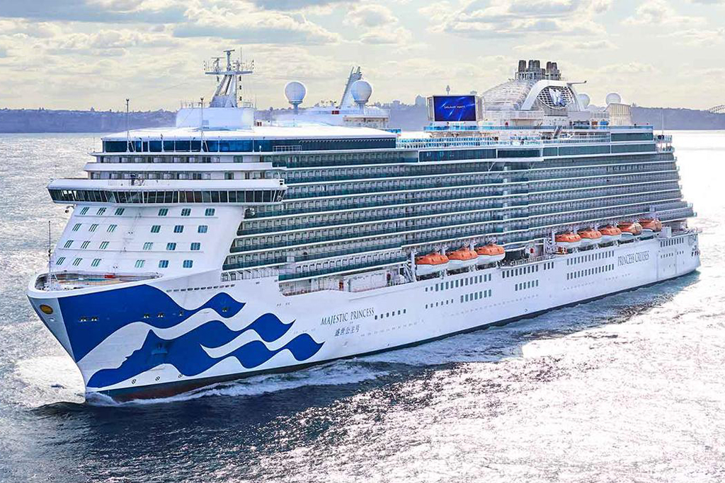 Unpredictable Circumstances | Princess Cruises Suspends Sailings For 60 Days