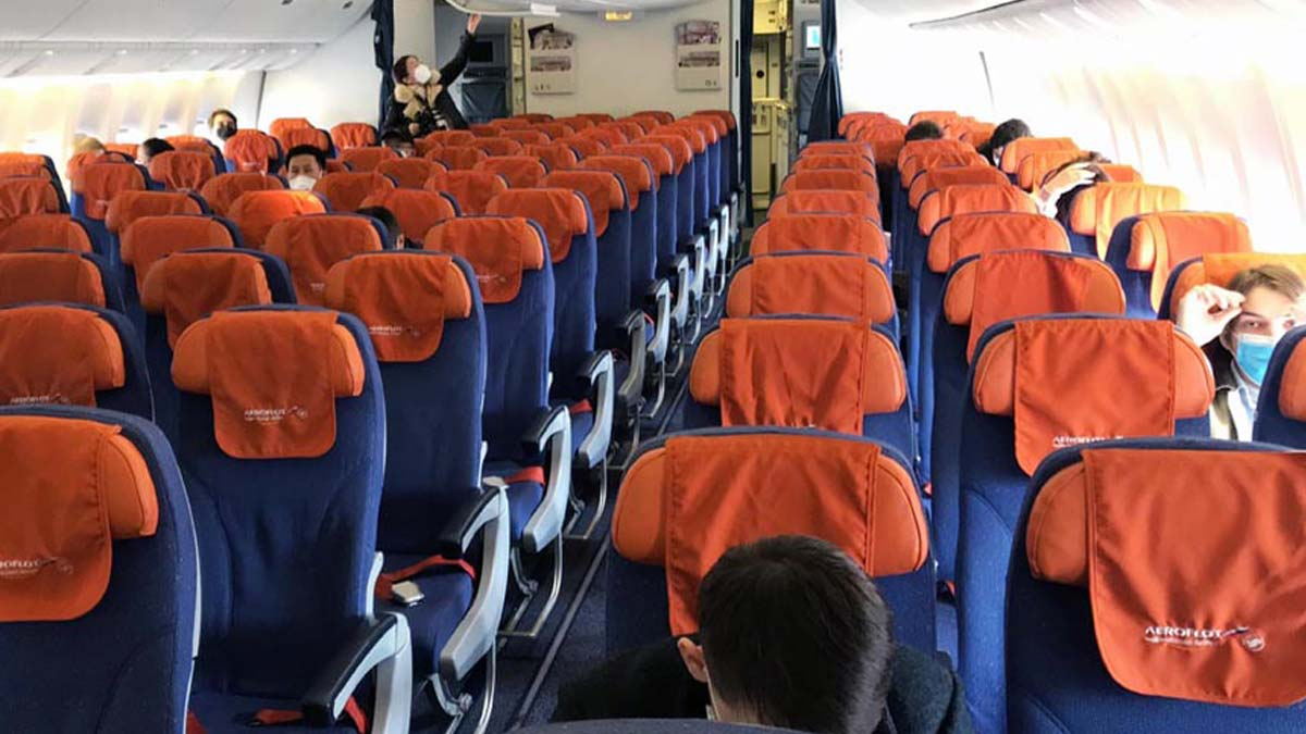 'Huge Environmental Waste'   US Airlines Fly Near-Empty Planes