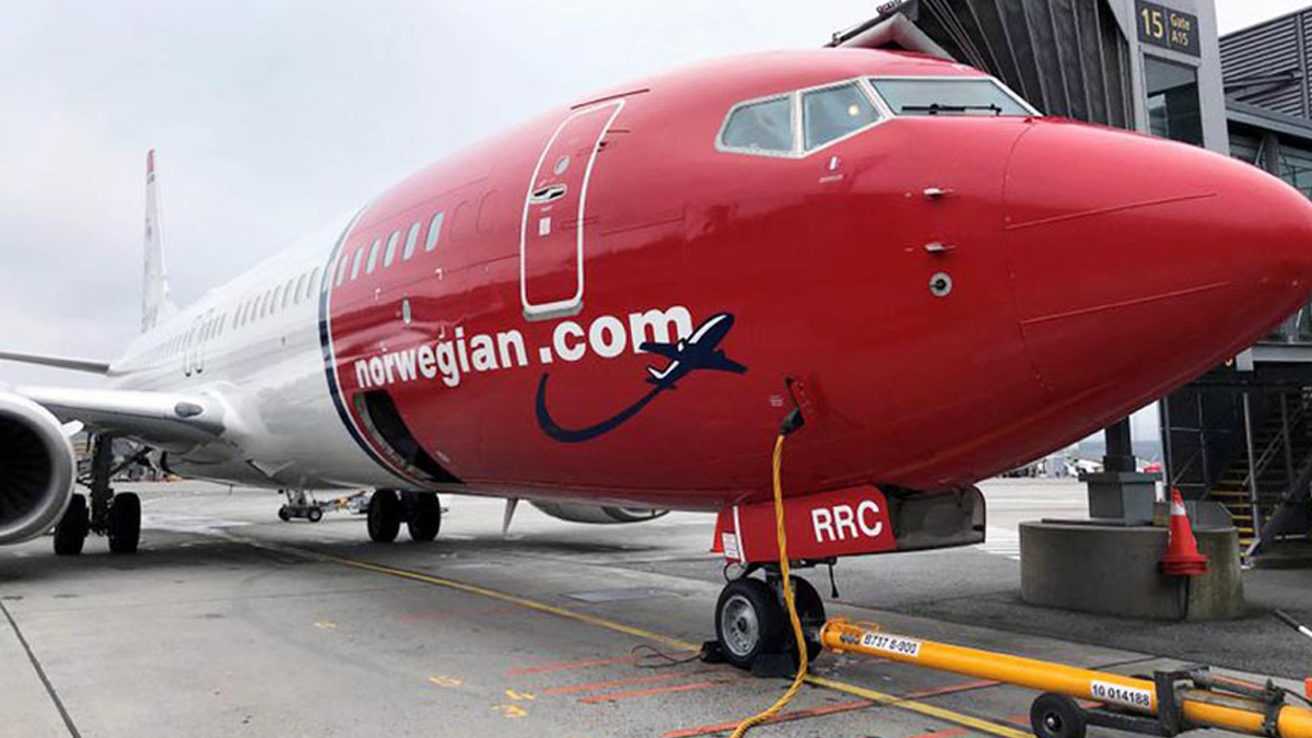 Norway Approves   New Law That Could Help Rescue Norwegian Air