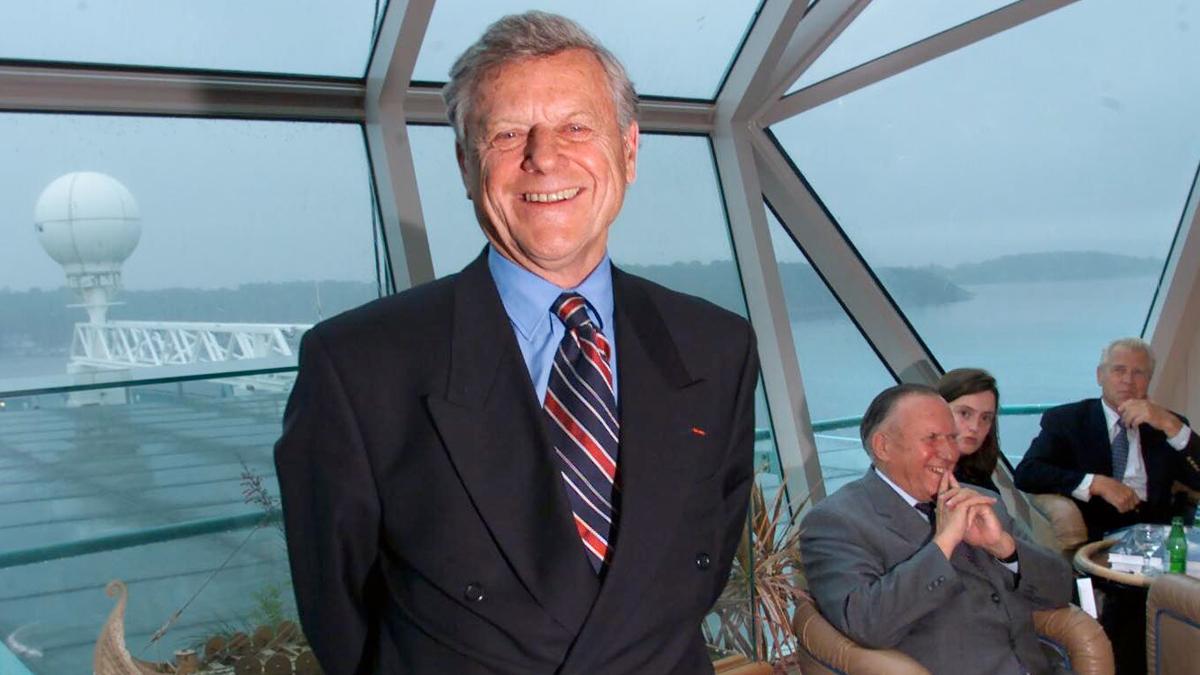 Pioneer of Modern Cruise Industry | Arne Wilhelmsen, A Founder Of Royal Caribbean Died