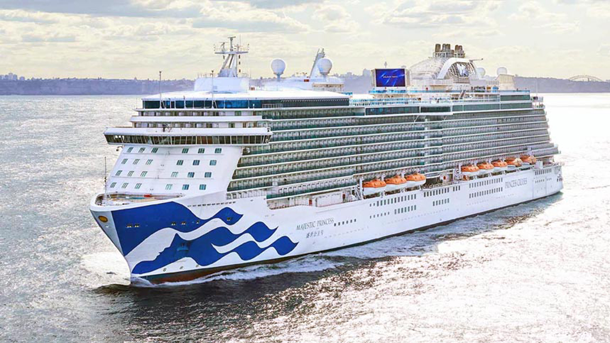 Princess Cruise Revises     Cancellation Policy UpTo Mid-October