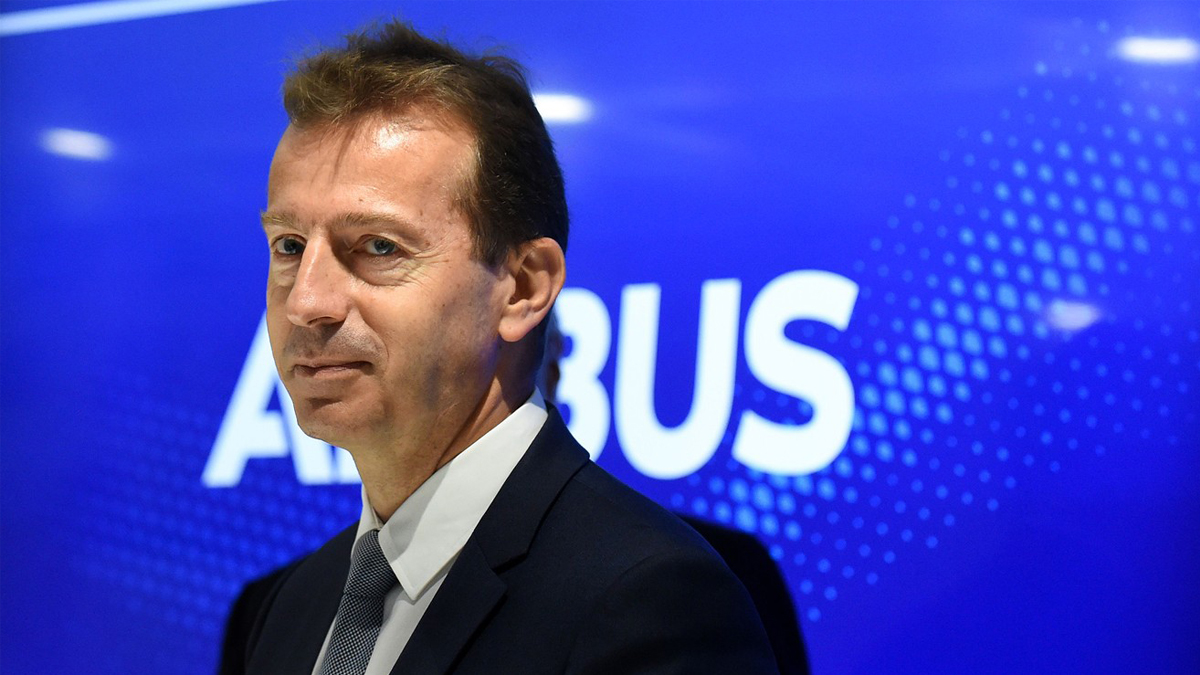 Recovery in 5 Years   Airlines Suffer Gravest Crises: Airbus CEO
