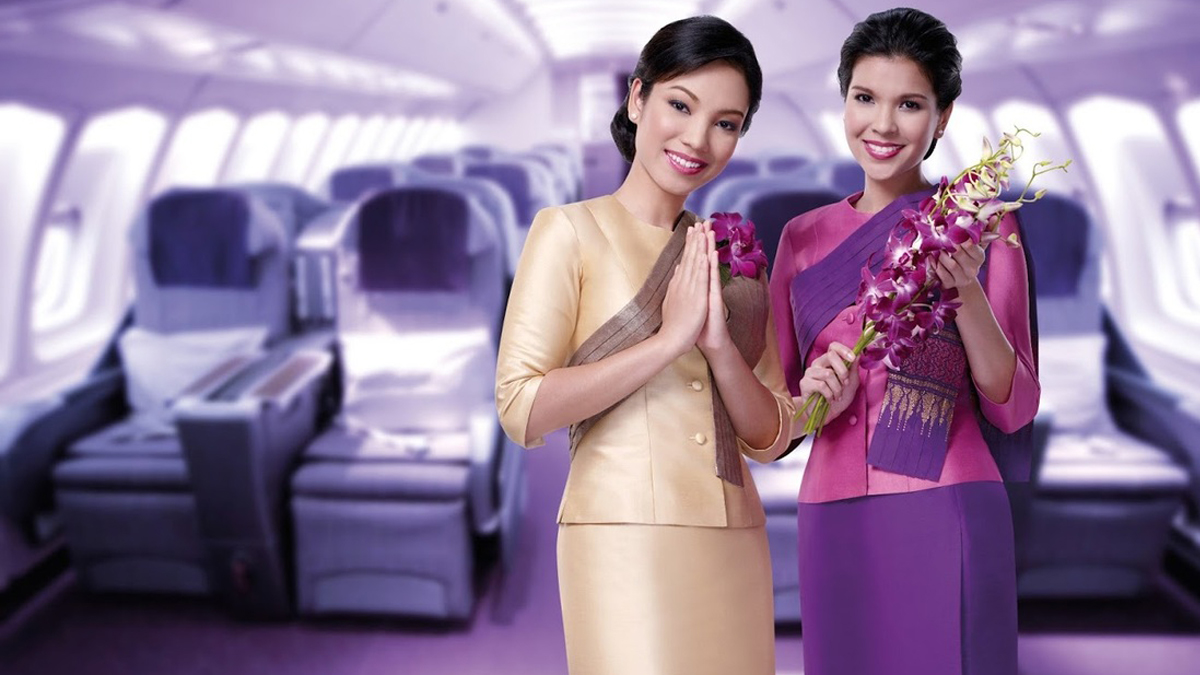 'Smooth as Silk' | Thai Airways Heading For Bankruptcy Protection Today