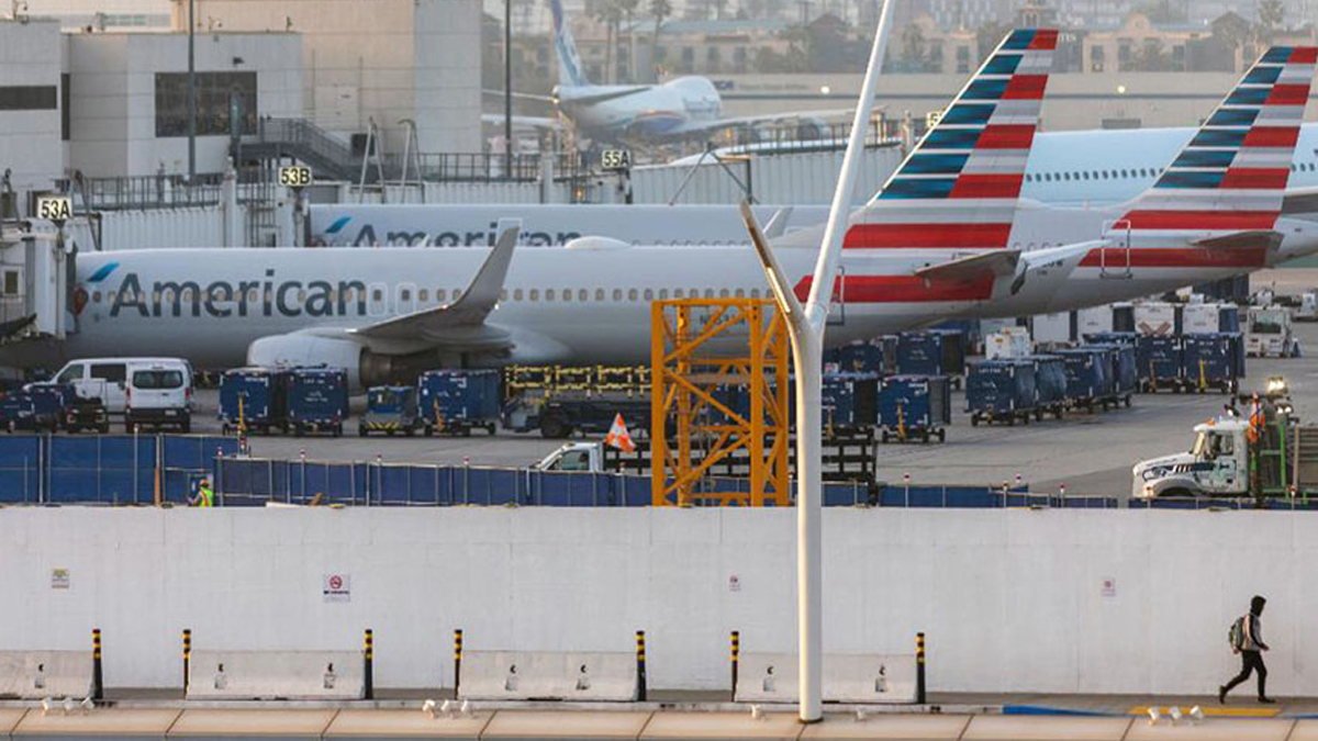 American Airlines Suffers |  $2.2BLoss In First Quarter