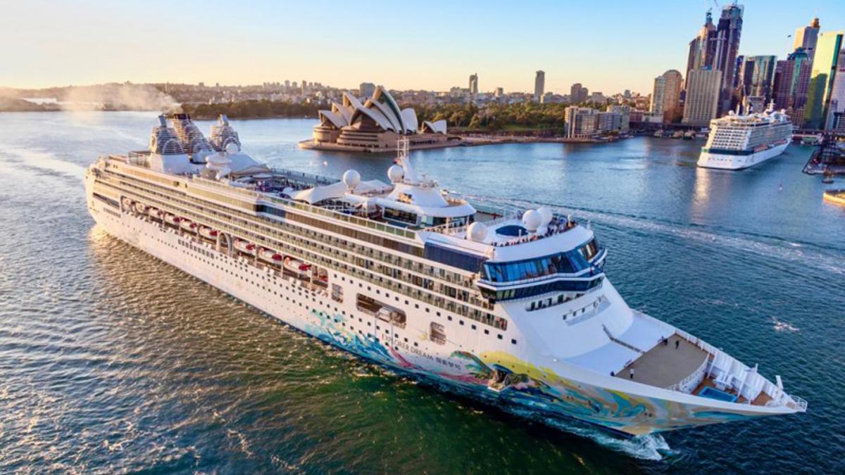 Australia Extends | Cruise Ship Ban Till 17 September