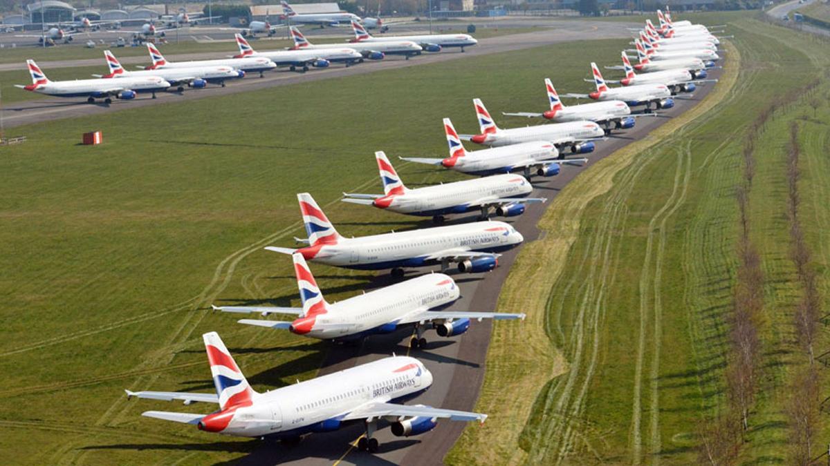 British Airways May Cut |  12,000 Jobs As Coronavirus Takes Its Toll