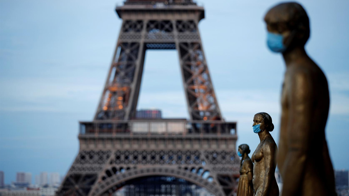 France Unveils | 18 Bln Euro Plan For Tourism Sector