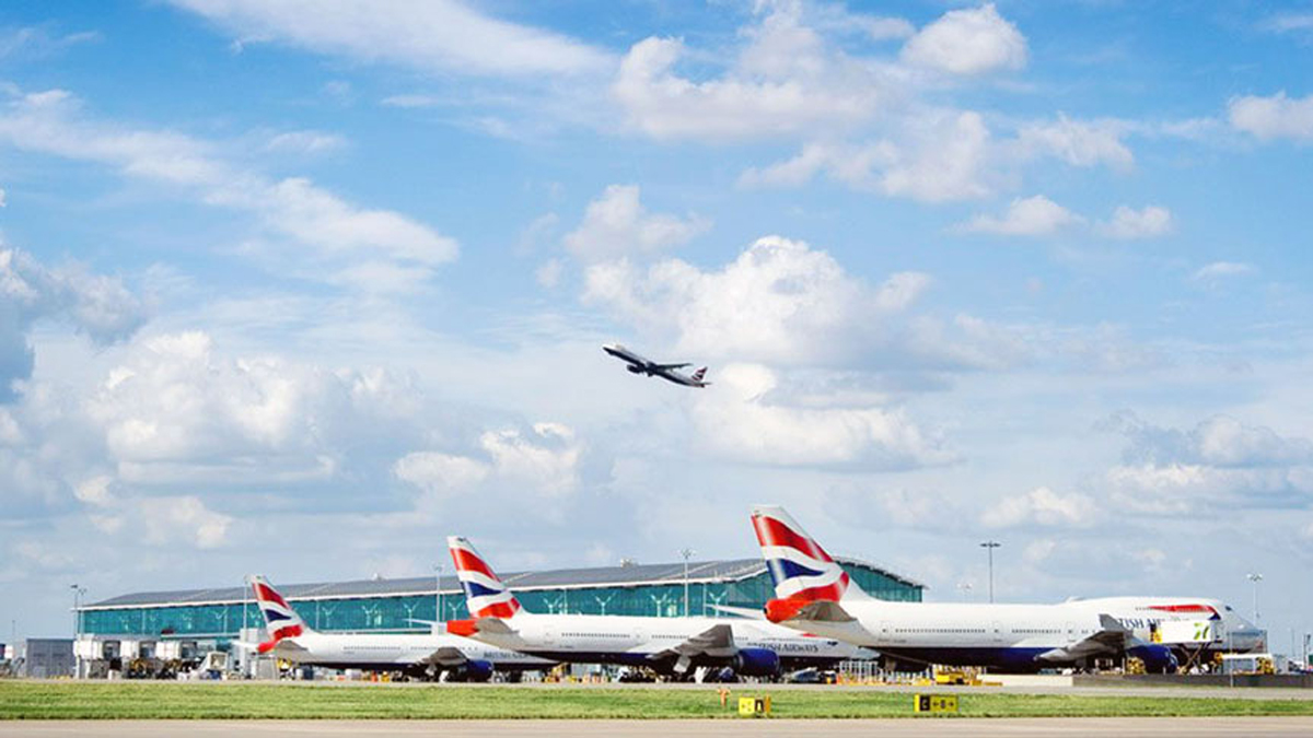 Heathrow Expects | Traffic To Fall By 97 Per Cent In April