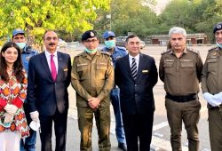 Hospitality Towards Bravery | Hashoo Arranges Sehr & Iftar For Frontline Police Force In Lahore
