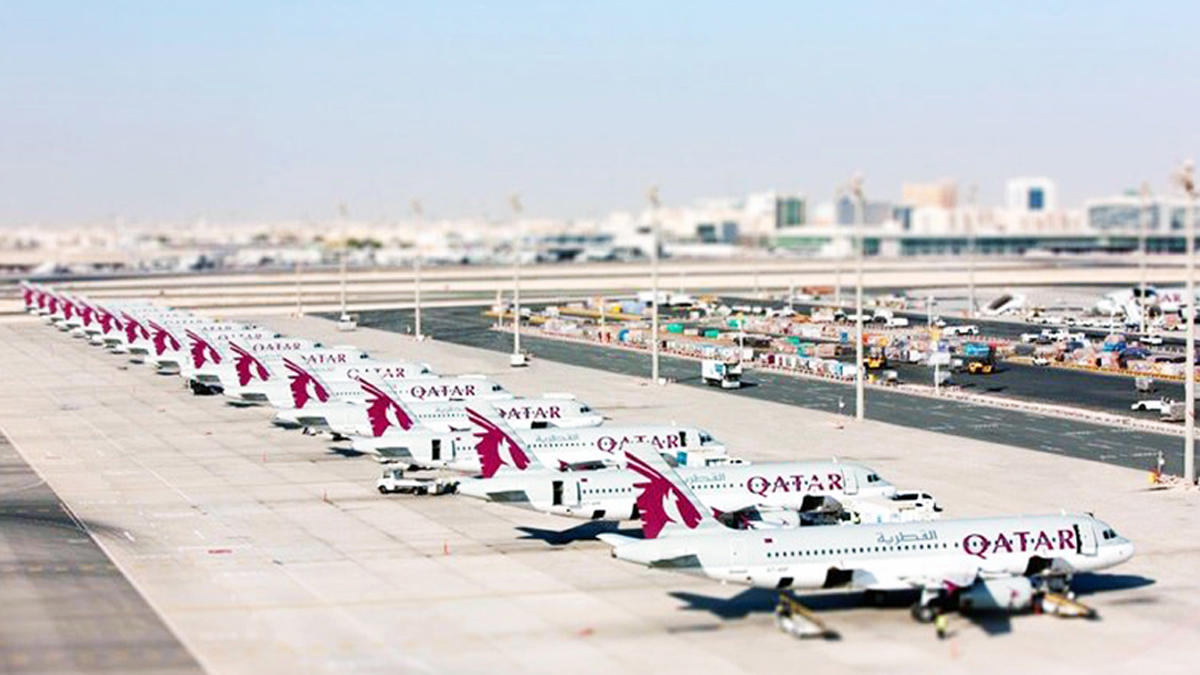 Qatar Airways to Resume | 80 Destinations by End Of June