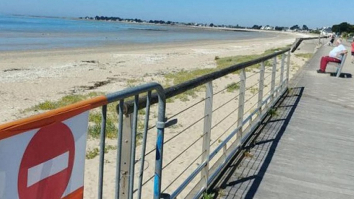 Uncertainty To Prevail |  Mayors In Northern France Close Beaches Again