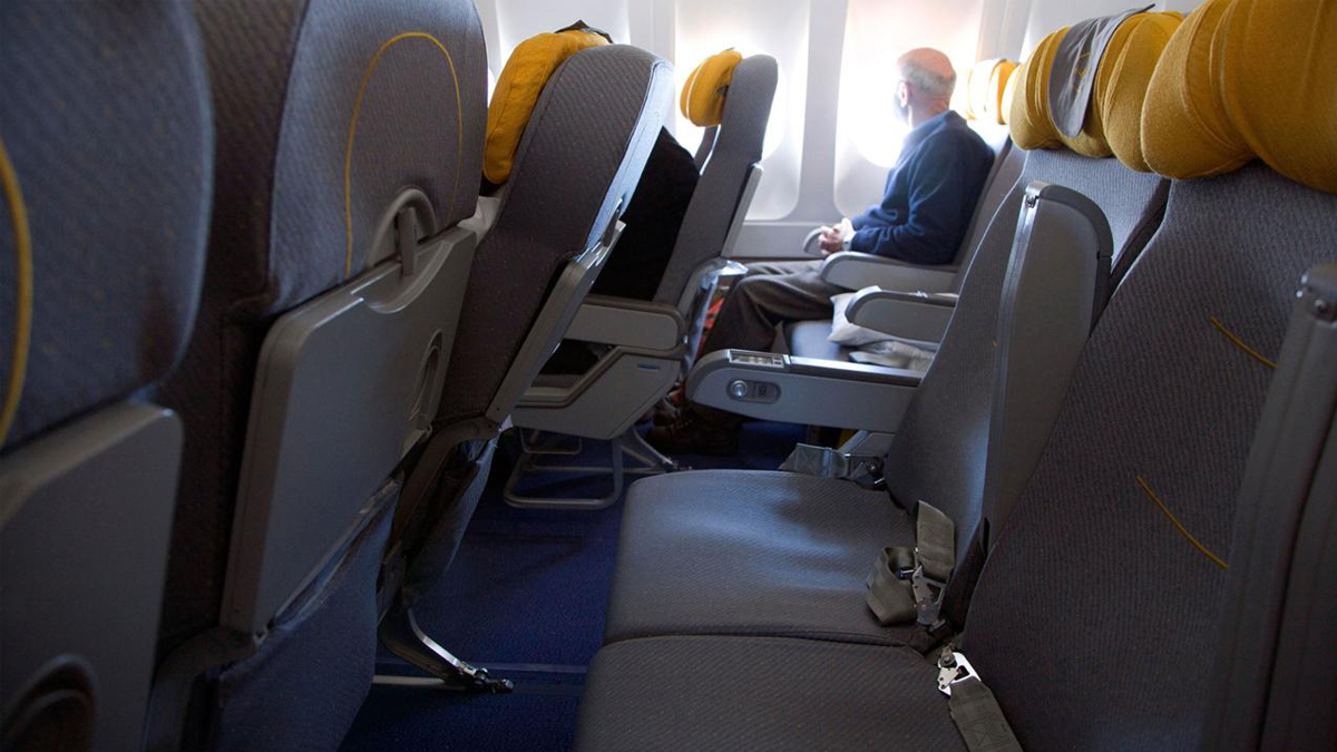 Travel To Go Exorbitant |  IATA Opposes Empty-Seat Rule