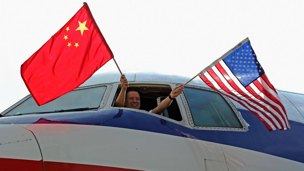 U.S. Asks China | Allow More Flights Despite Travel Restriction