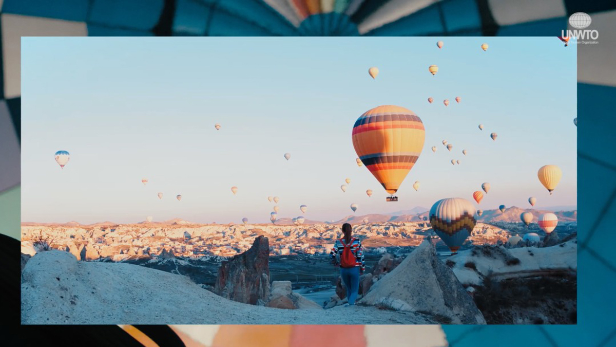UNWTO and CNN | Partner On '#TravelTomorrow' Campaign