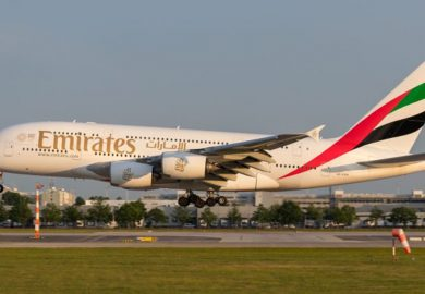 Emirates Suspends | All Passenger Services from Pakistan