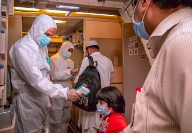 Enhancing Health Safety Standards | Oman Air Ensures Crewmembers & Guests Stay Safe