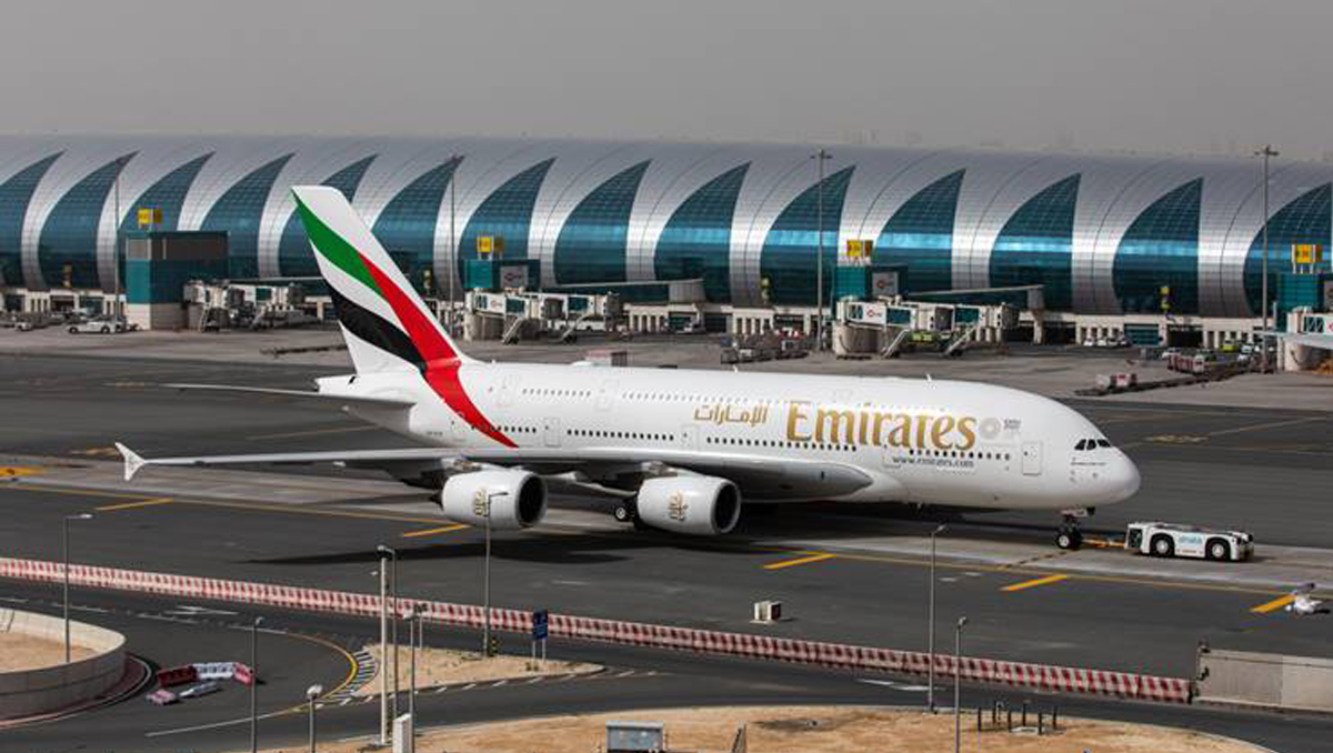 Flights from Pakistan   UAE Temporarily Suspends The Operations