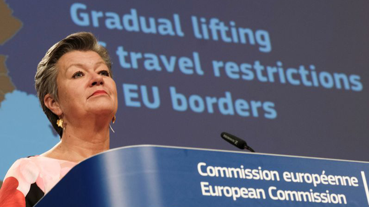 Lifting Travel Restrictions |  EC Urges EU Member States