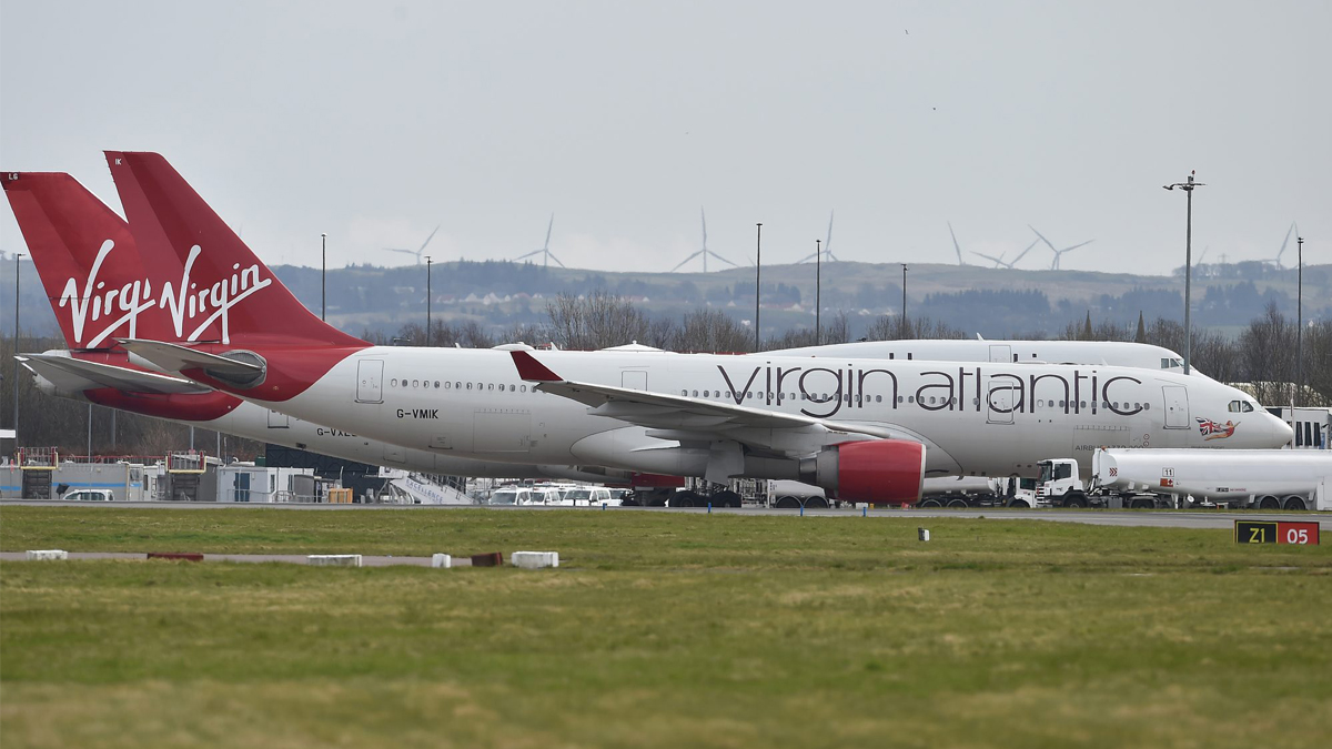 Virgin Atlantic to Resume |   Flying Internationally On July 20